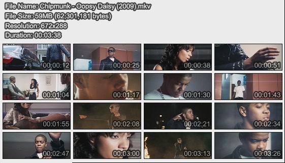 Chipmunk - Oopsy Daisy (2009)