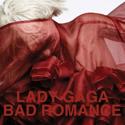 Ladygaga-Bad romance