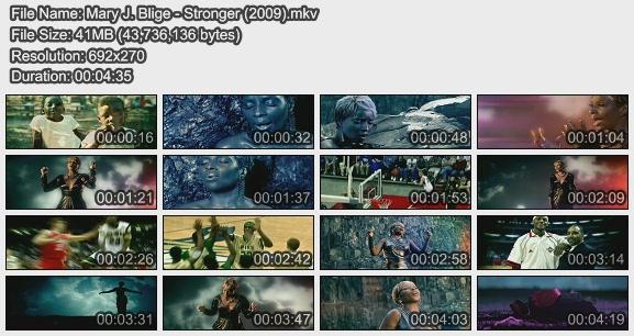 Mary J. Blige - Stronger (2009)