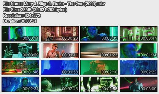 Mary J. Blige ft. Drake - The One (2009)