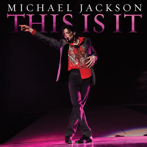 Michael Jackson-This Is It
