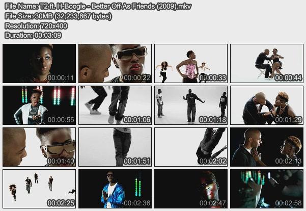 T2 ft. H-Boogie - Better Off As Friends (2009)