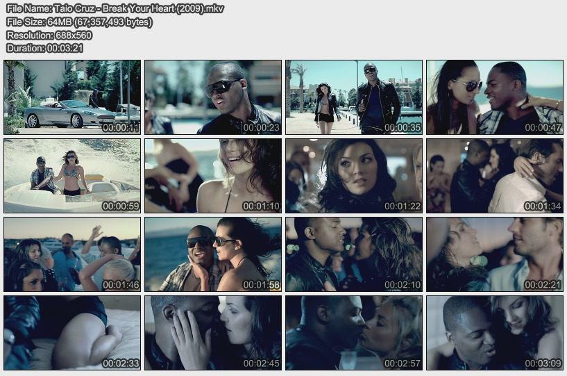 Taio Cruz - Break Your Heart (2009)
