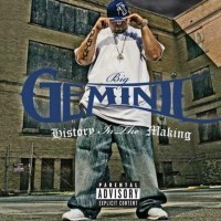 【Album】Big Geminii-《History In The Making》(强烈推荐HIPHOP新砖!)