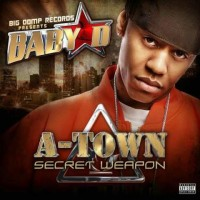 【Album】Baby D-《A-Town Secret Weapon》(很喜欢的Rap专辑)