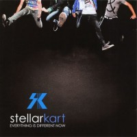 【Album】Stellar Kart - Everything Is Different Now [2009] (相当可以的Punk砖)