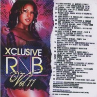 【Mixtape】DJ Finesse – Xclusive RnB Vol. 11 (2009)