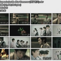 【MV】Super Junior-M - Blue Tomorrow (到了明天) (2009)