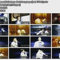 【MV】Jesse McCartney - Body Language (feat. T-Pain)