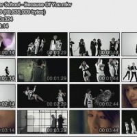 【MV】After School - Because Of You[韩国]