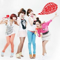 【Single】2NE1-날 따라 해봐요 跟我做吧(Intro of K-pop13)