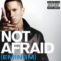 【Single】Eminem - Not Afraid [Promo CD]