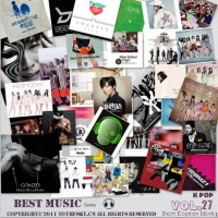 【Mixtape】VA-《Best Music Of K-Pop Vol.27》