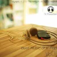 【Mixtape】VA-《Best Music Of K-Pop Vol.34》迟到了好久哦!