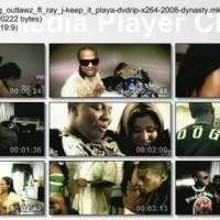 【MV】boss hogg outlawz ft ray j-keep it playa