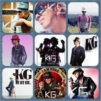【Mixtape】KG – Best Of KG(本质R&B男声不乏合作神曲)