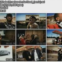 【MV】Dj Khaled.ft.various-Im So Hood