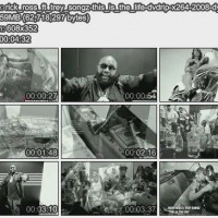 【MV】rick ross ft trey songz-this is the life