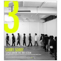 【Album】Super Junior-《3辑-Sorry Sorry》(终于回归!)