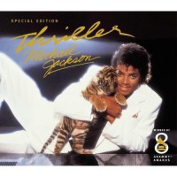 【Album】Michael Jackson -《Thriller 》特别版密码已经修复